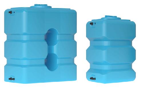 Емкости для воды ATP Aquatech синие от производителя baki.spb.ru