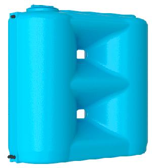 Емкости для воды Combi W Aquatech синие от производителя baki.spb.ru