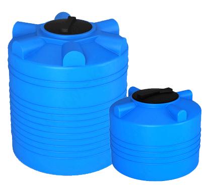 Емкости для воды ЭВЛ синие от производителя baki.spb.ru