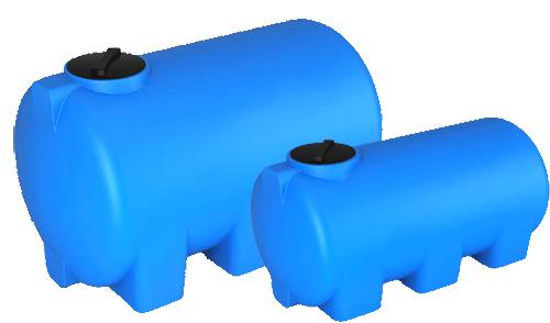 Емкости для воды H синие от производителя baki.spb.ru