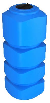 Емкости для воды L синие от производителя baki.spb.ru