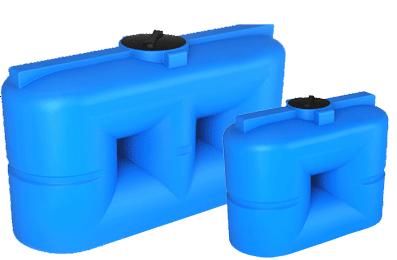 Емкости для воды S синие от производителя baki.spb.ru